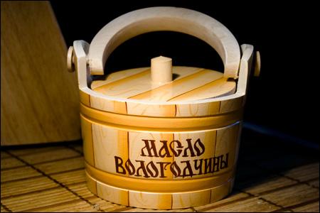 Вологодский Бочонок Сливочного Масла